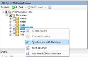 Migrate data from MySQL Database to MS SQL Server Database